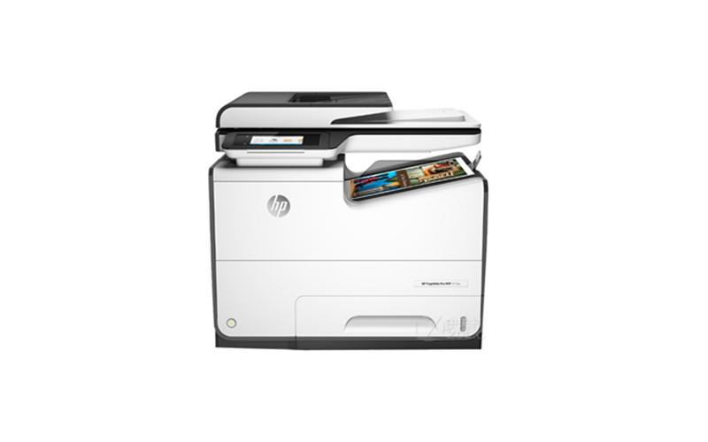 惠普/HP 577dw复印打印一体机租赁